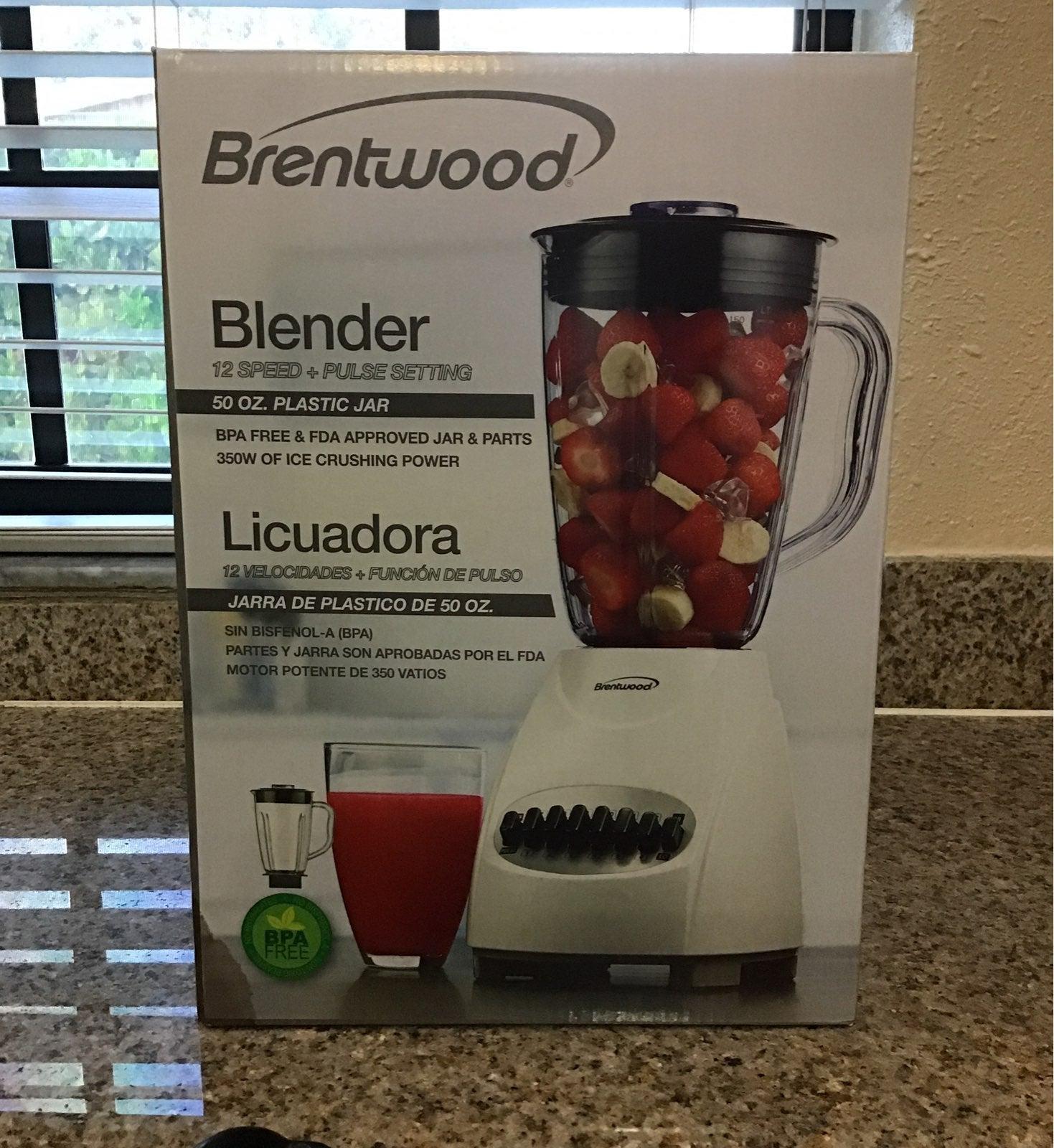 Brentwood 50 OZ. Blender