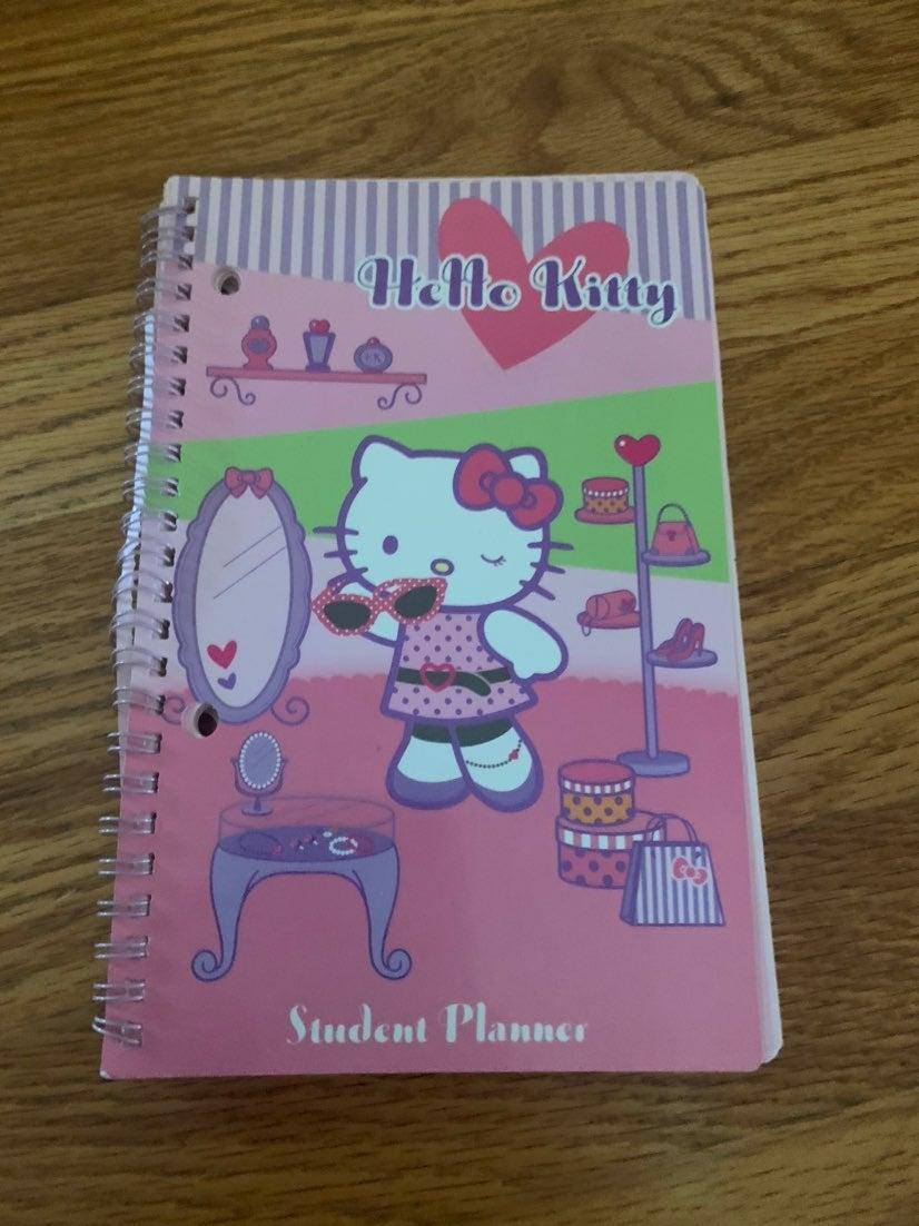Hello Kitty Planner
