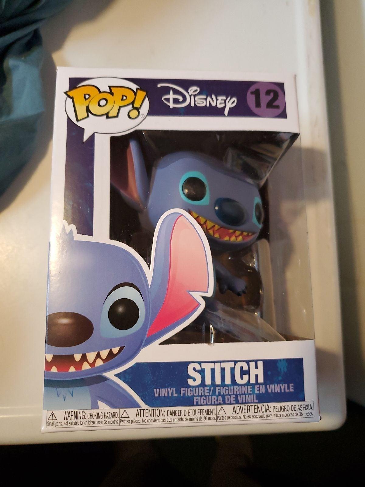 Funko Pop Disney Lilo and Stitch #12