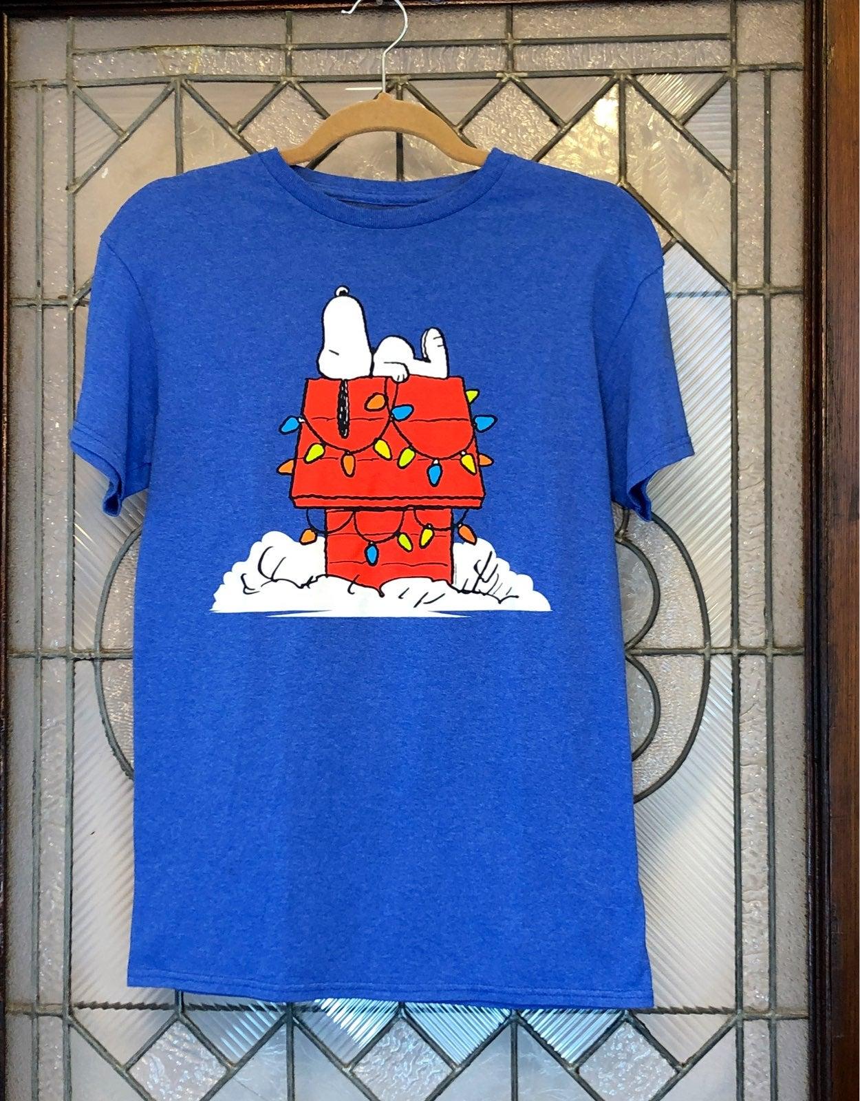 Snoopy Christmas Unisex Tee S