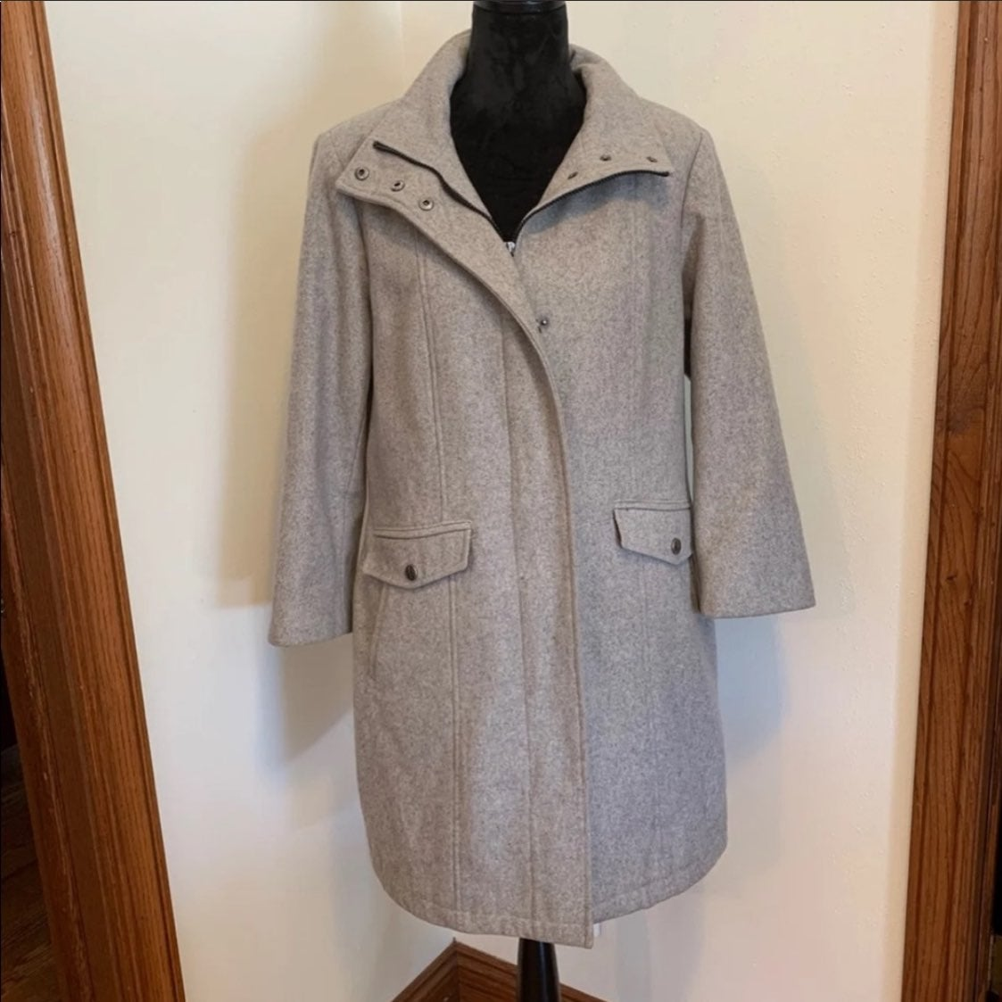 Nautica Wool Coat