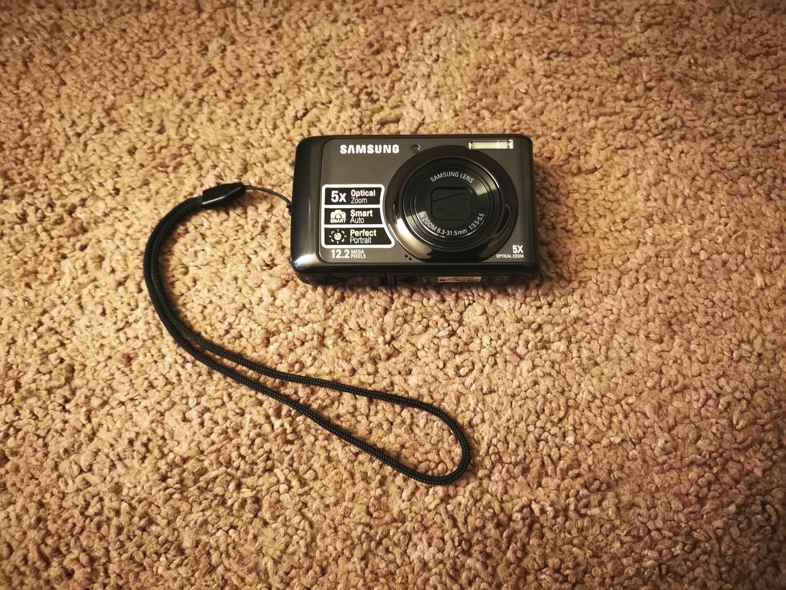 Samsung SL502 Digital Camera