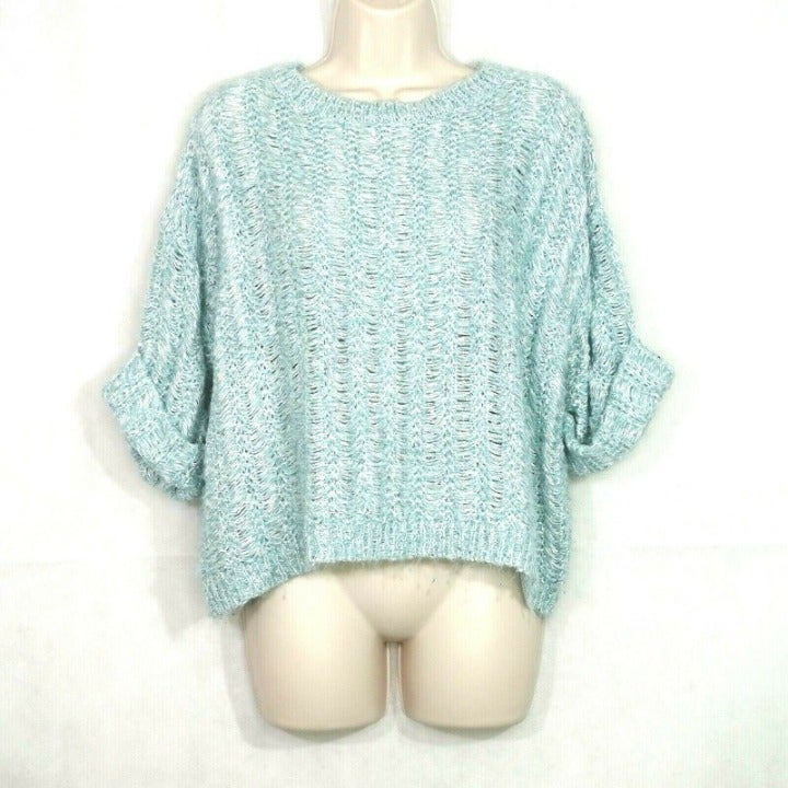 Jennifer Lopez JLO Sequin Sweater XS