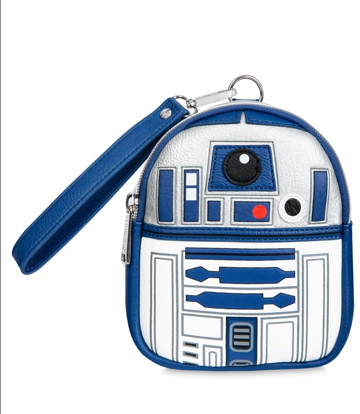 Disney Star Wars R2-D2 Backpack Wristlet
