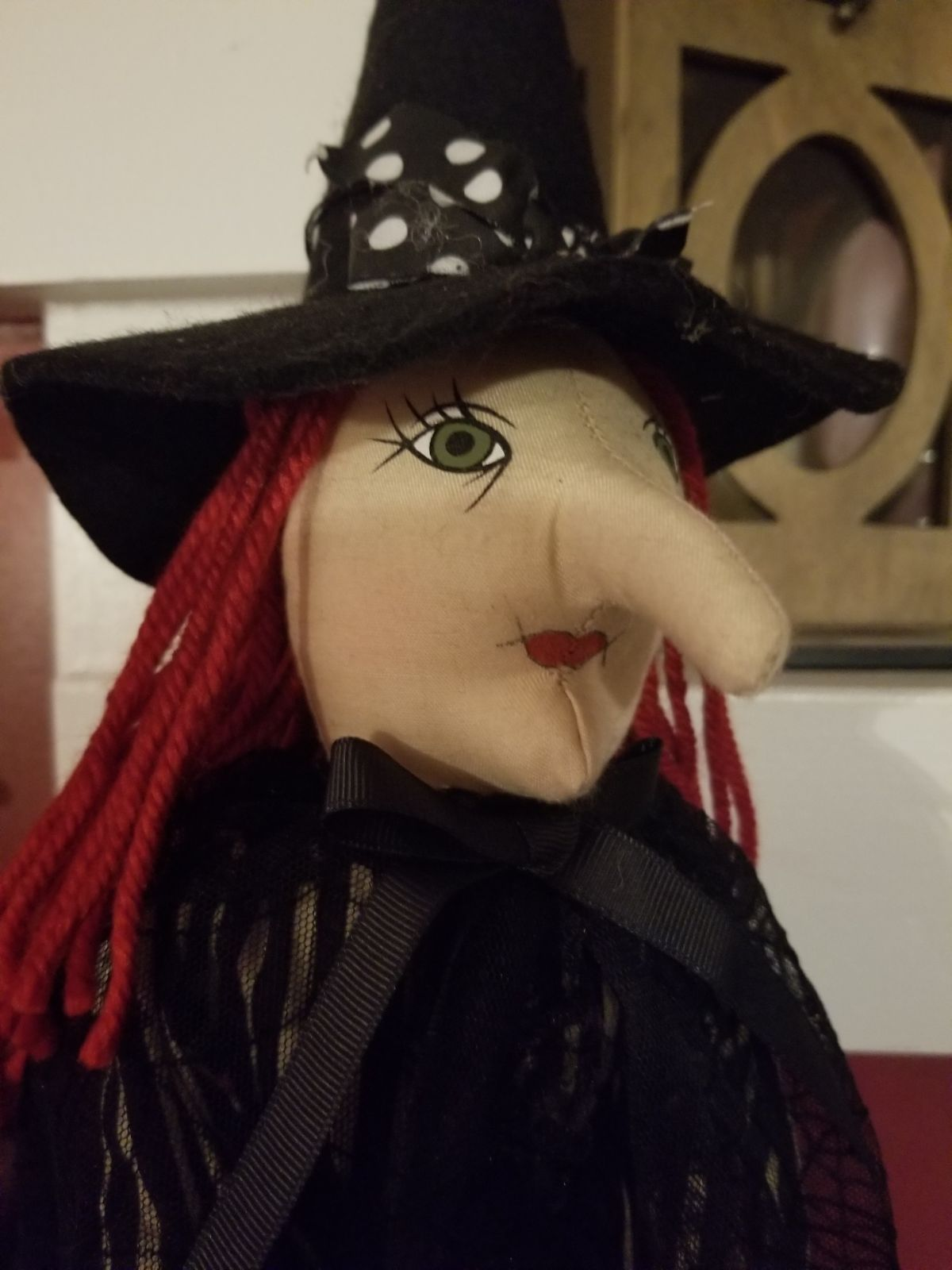 """witch doll 20"""" New without tags"""