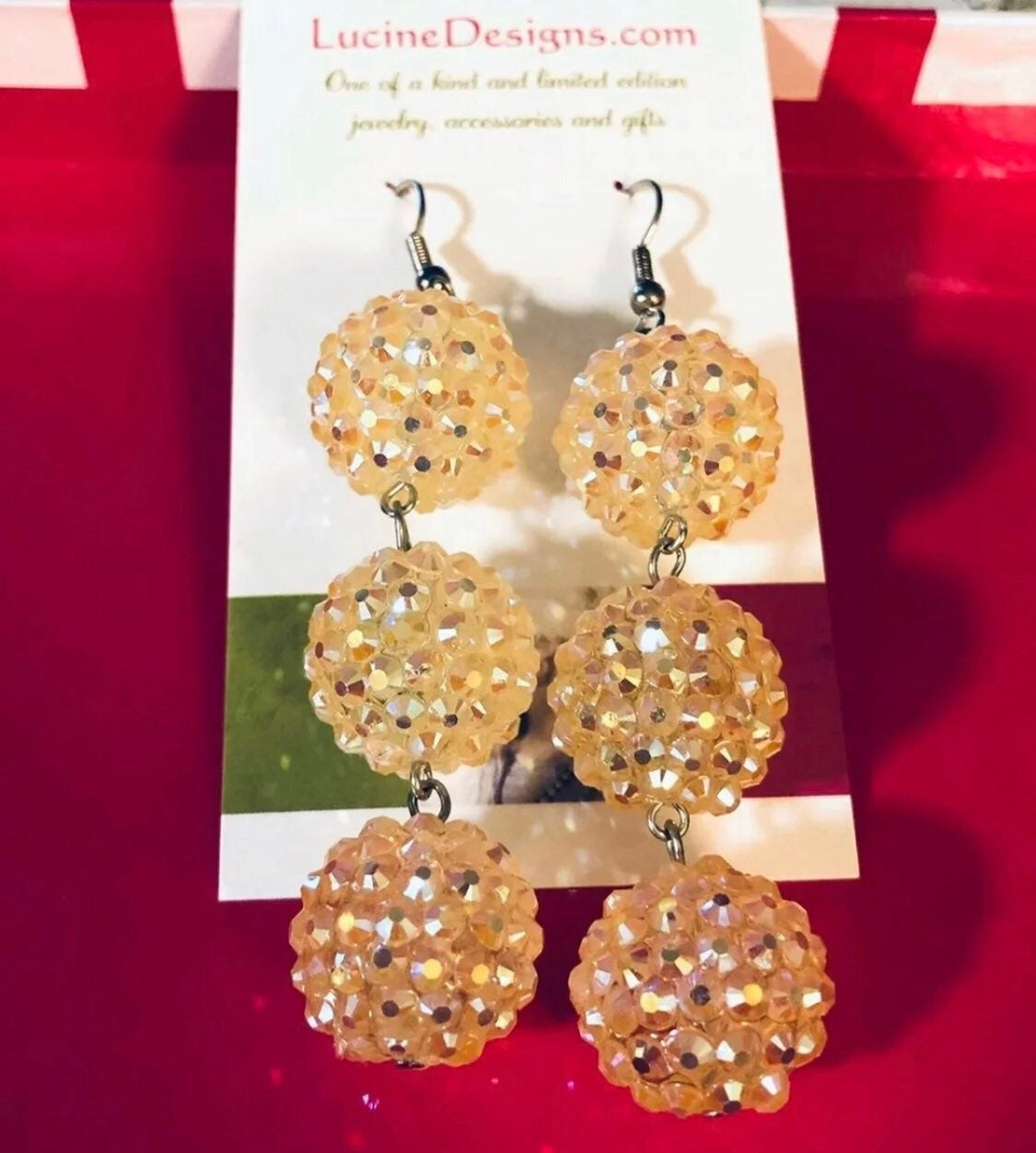 Baubles drop Earrings - new