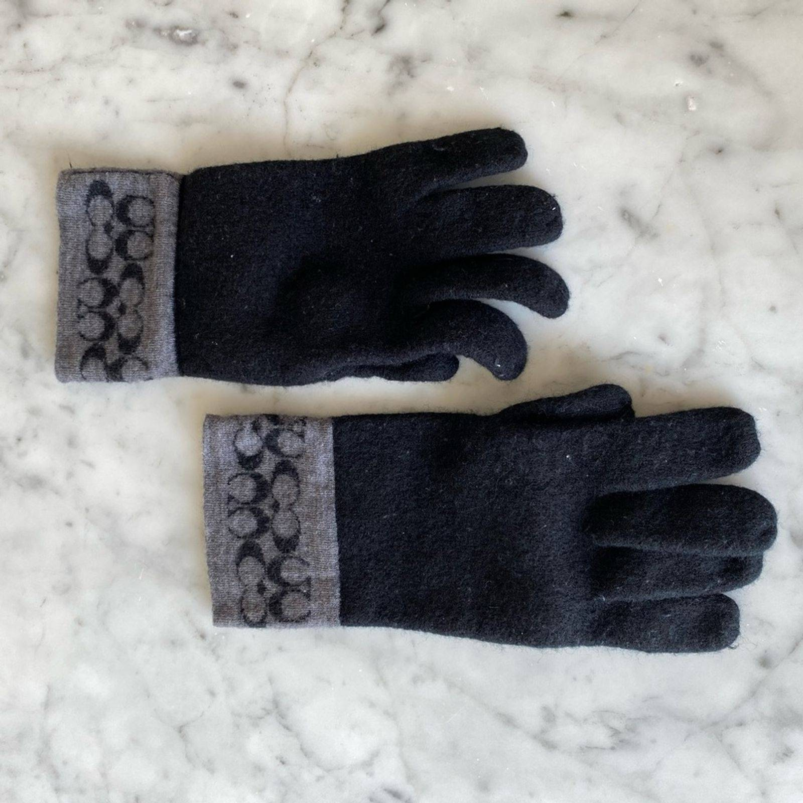 Women's Coach Gloves