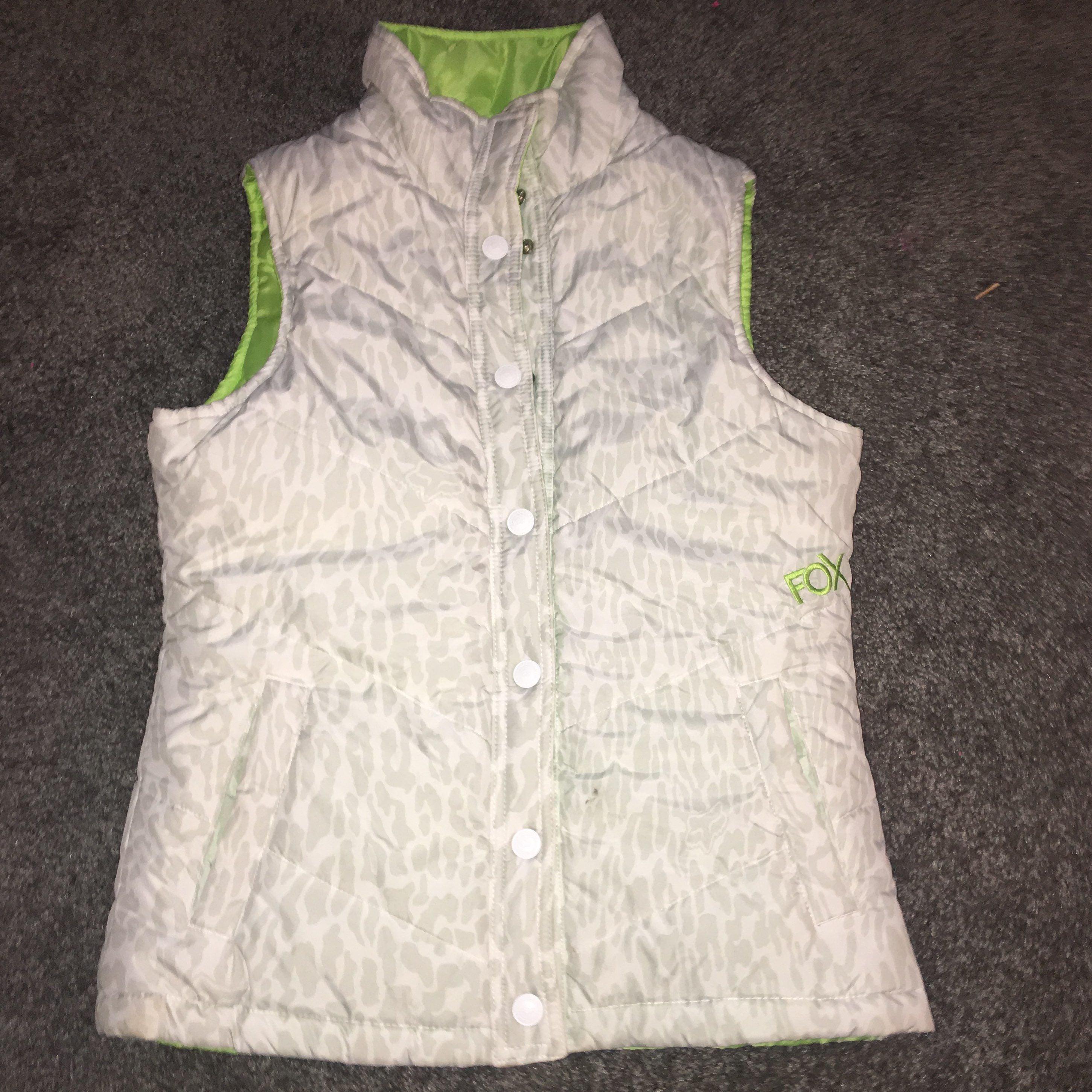 Fox Reversible Vest