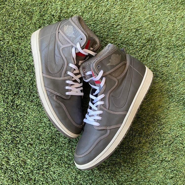 Nike Jordan 1 AJ1 Ajko Graphite Gray 14
