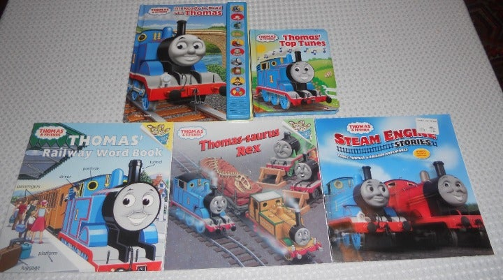 THOMAS AND FRIENDS BOOKS