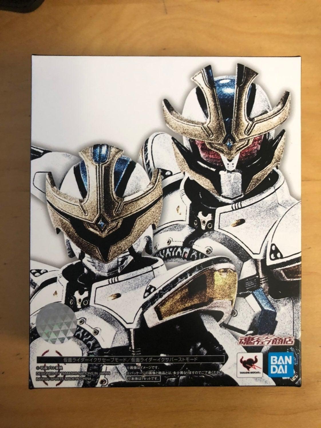 shinkocchou masked kamen rider IXA kiva