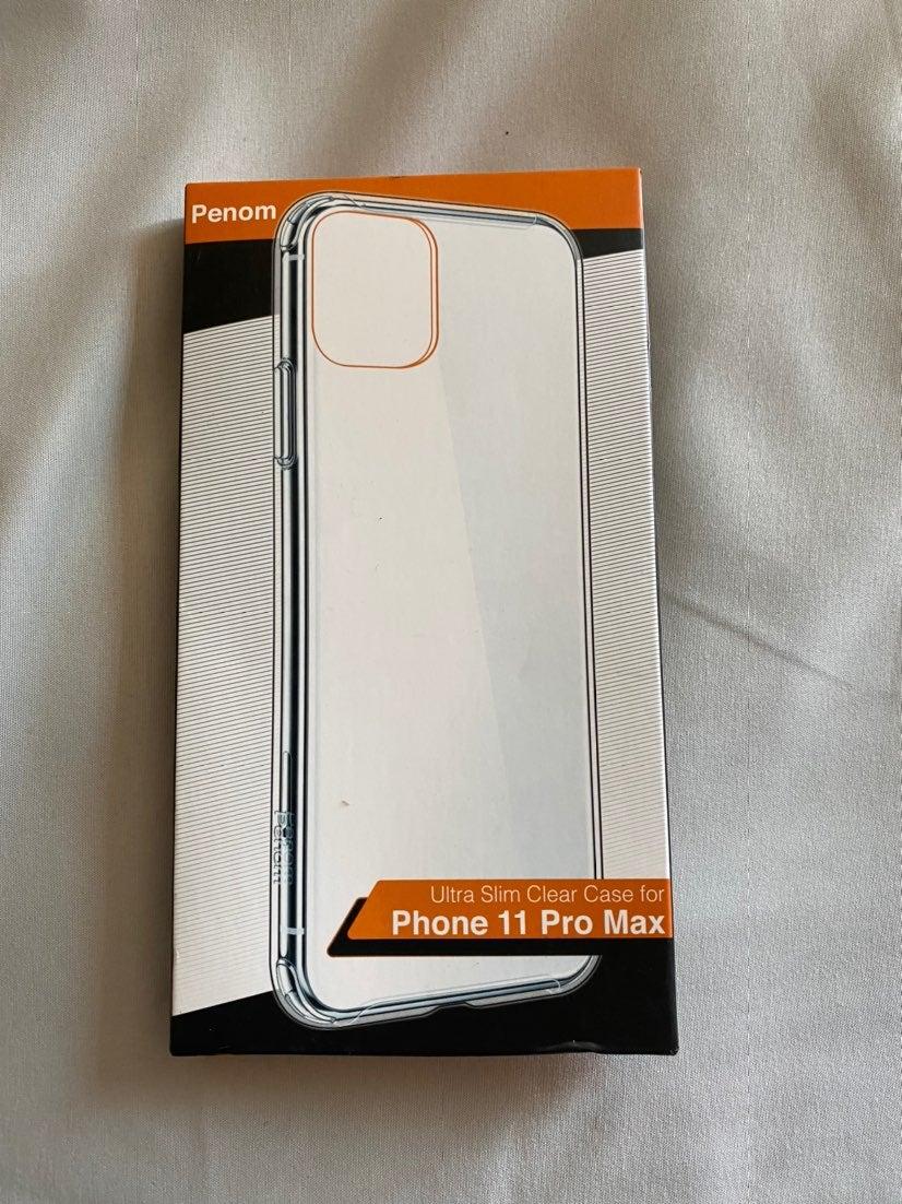 Penom- iPhone 11 Pro Max Clear Case