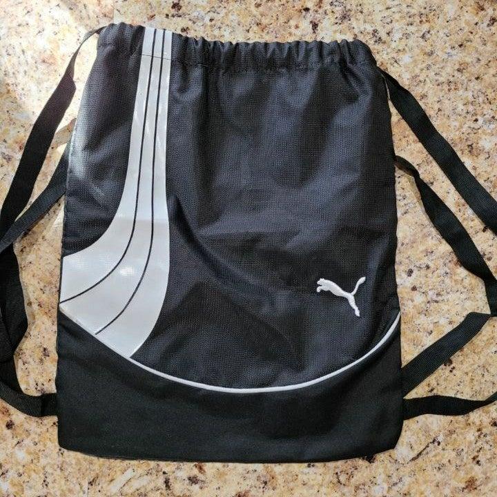 Puma draw string gym bag