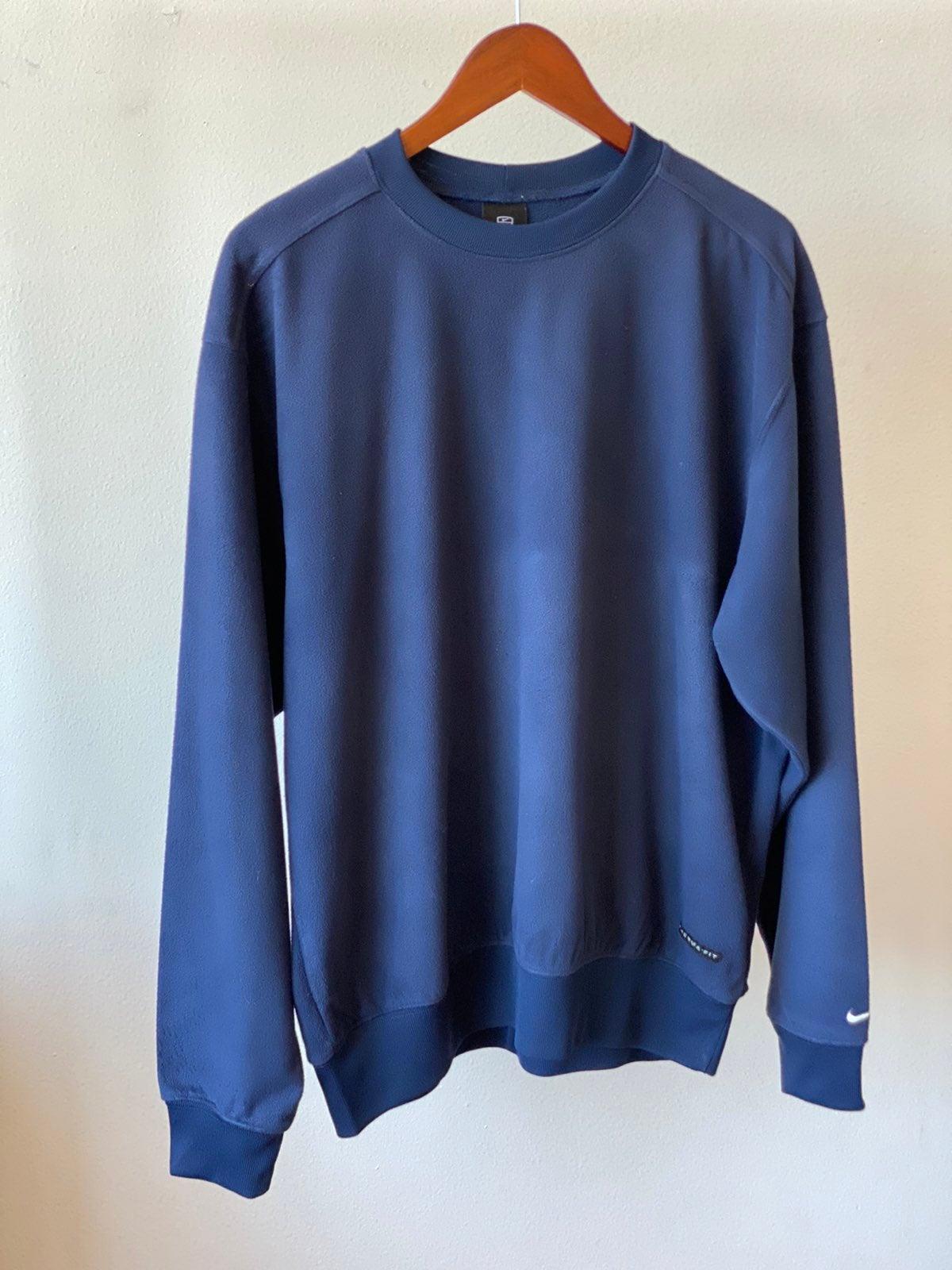 Nike Golf ThermaFIT Sweatshirt Sz M