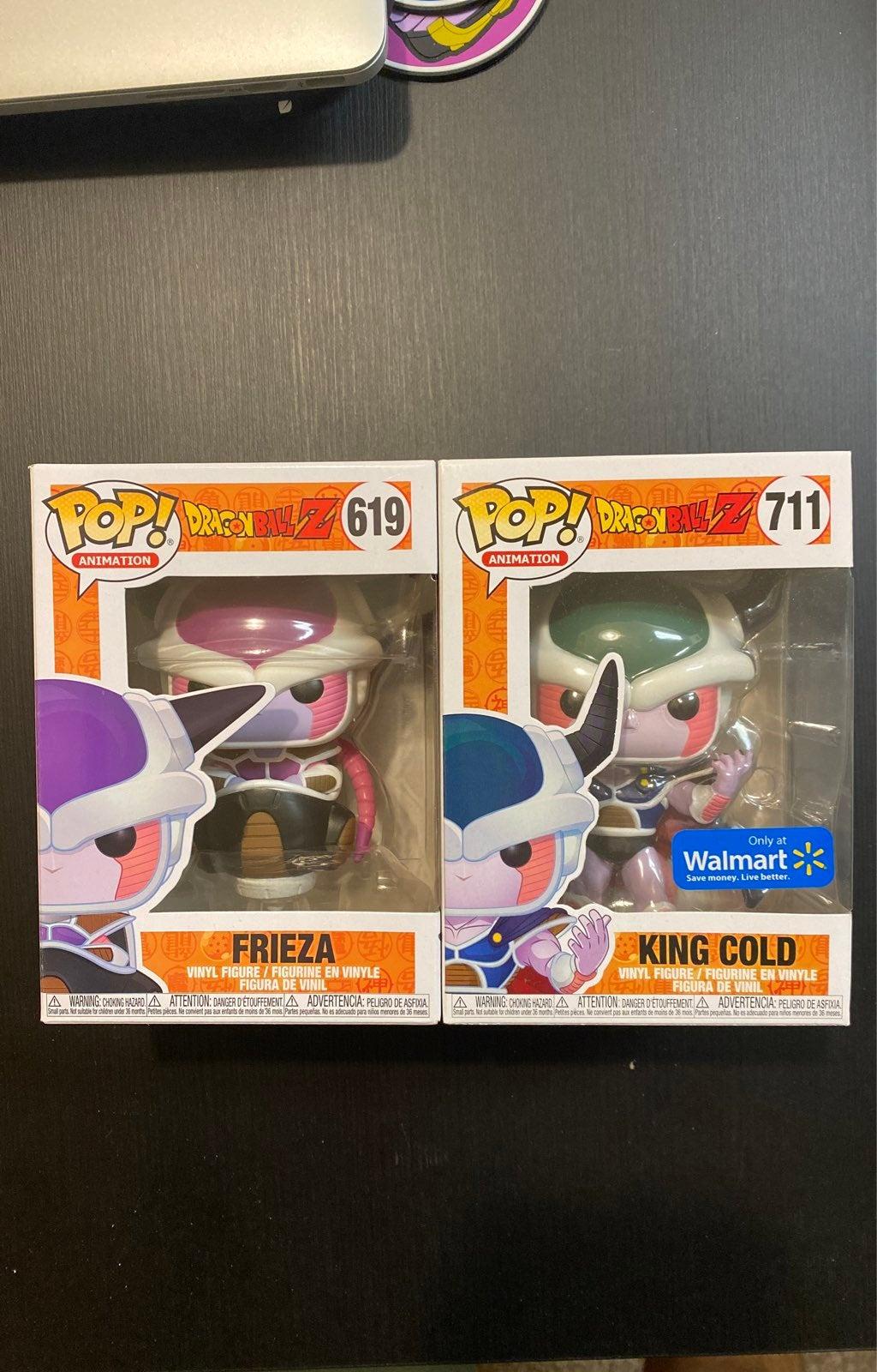 Dragon Ball Z Funko Pop Lot