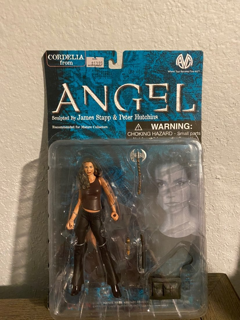 Angel buffy action figure