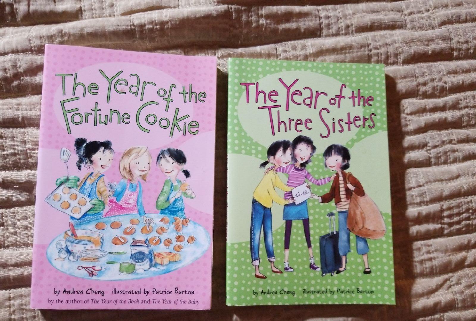2 Anna Wang Books. Andrea Cheng PB