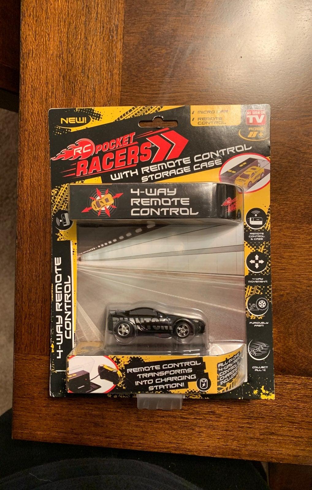 RC Pocket Racer