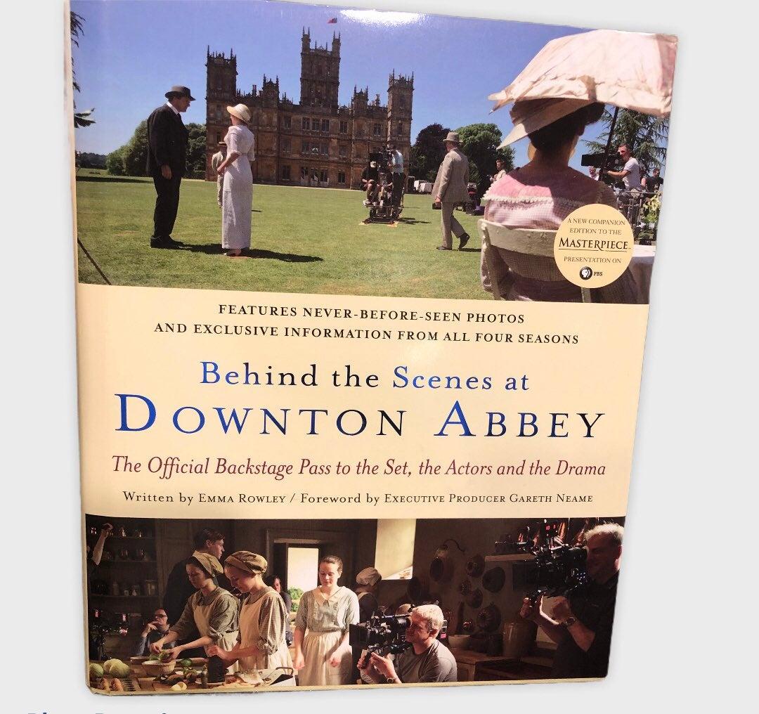 Downton Abbey- book