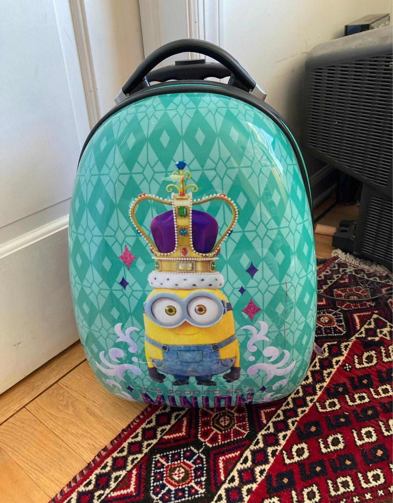 Kid's carry on/rolling luggage