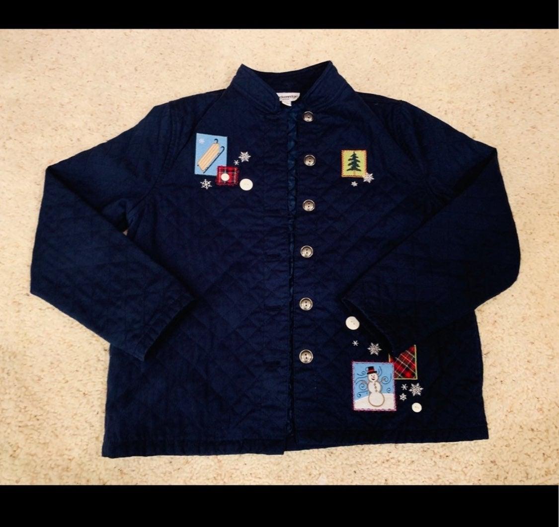 Breckenridge Christmas Jacket