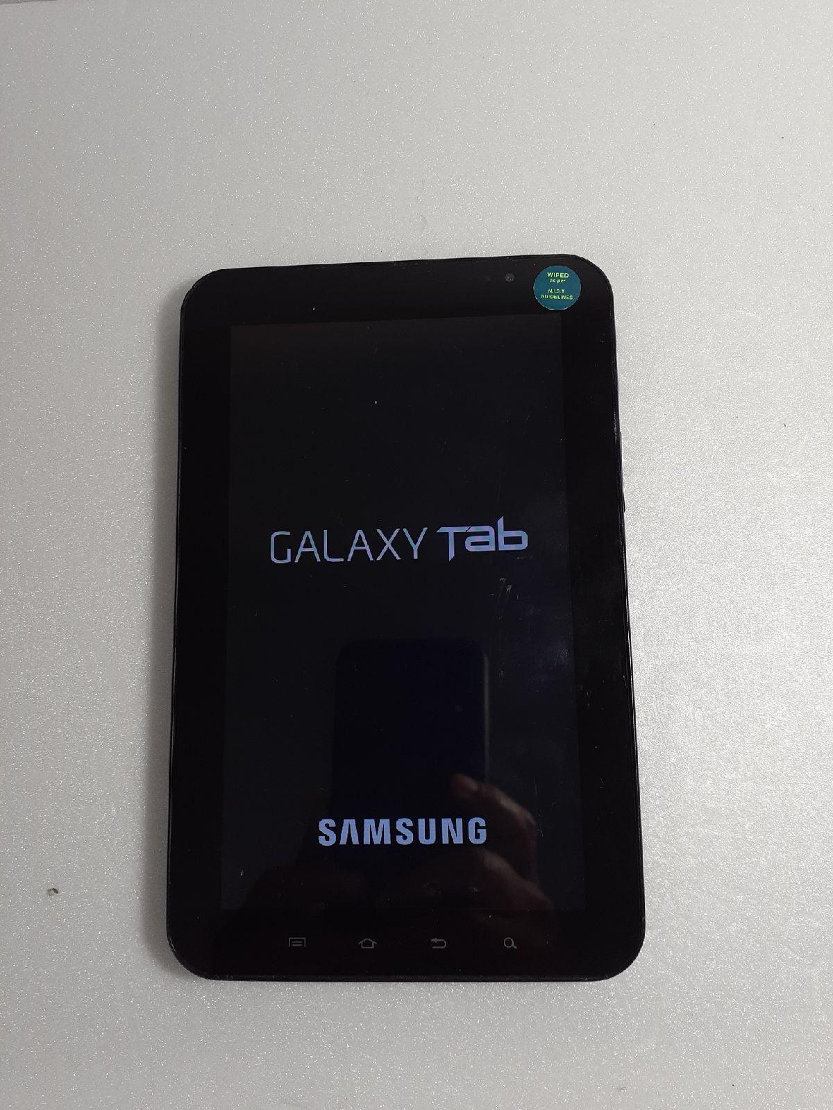 Samsung galaxy tab gt-p1000r 16gb 7inch