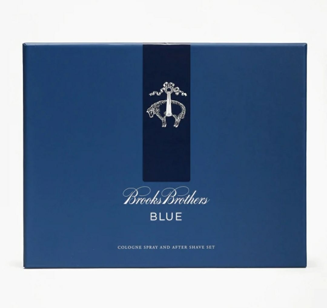 Brooks Brothers Blue Cologne GIFTSET
