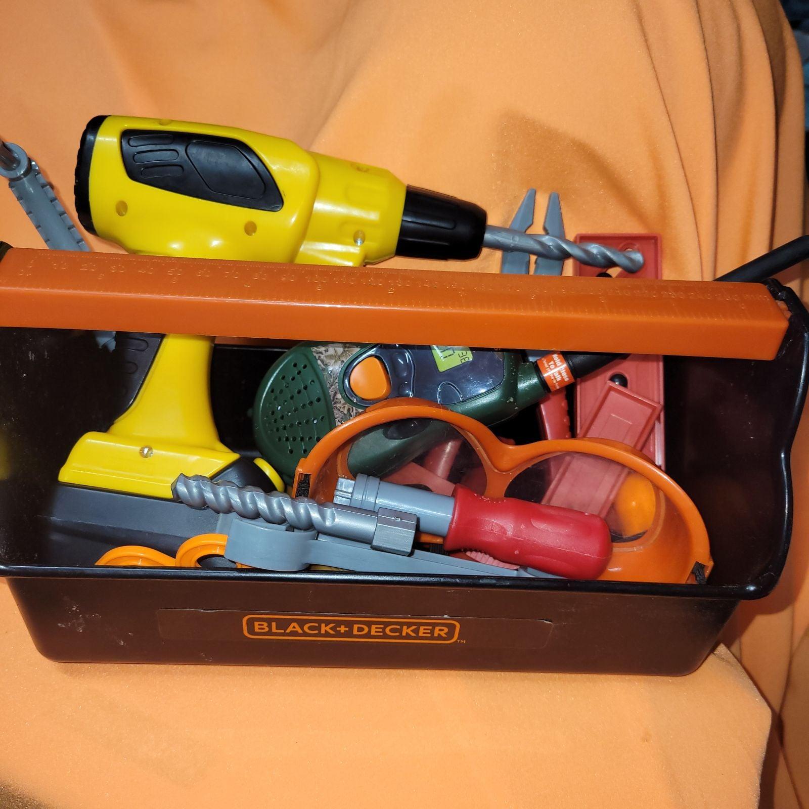Toy tool box