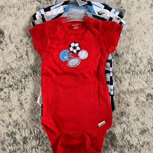 baby boy clothes sports onesies
