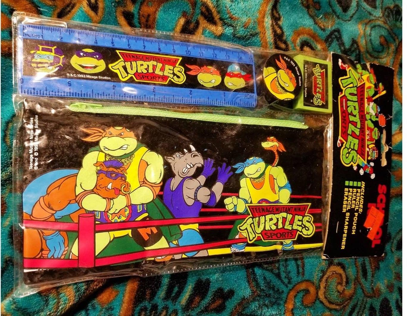 1993 teenage mutant ninja turtles school