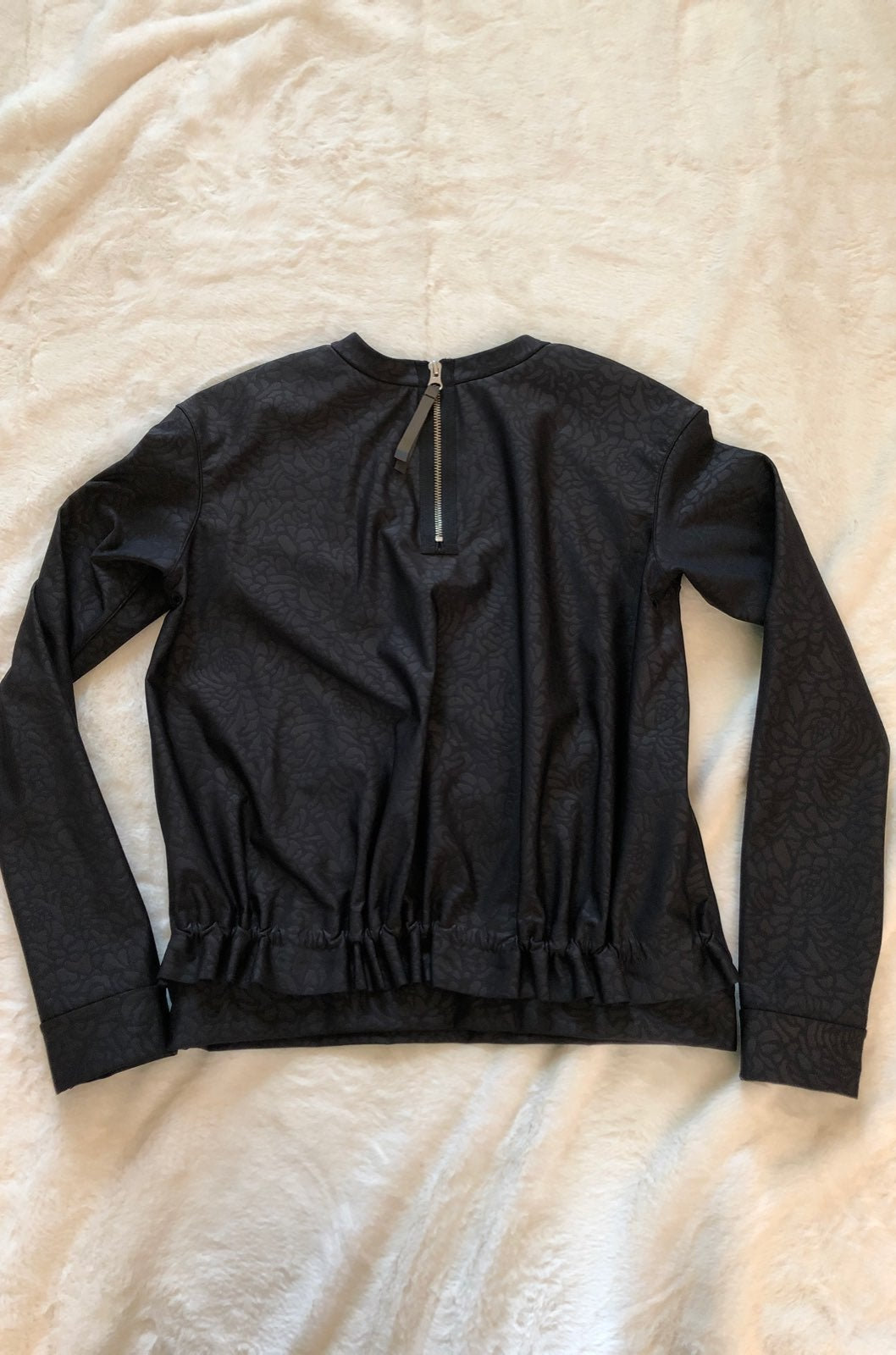 Lululemon pull over zip up jacket
