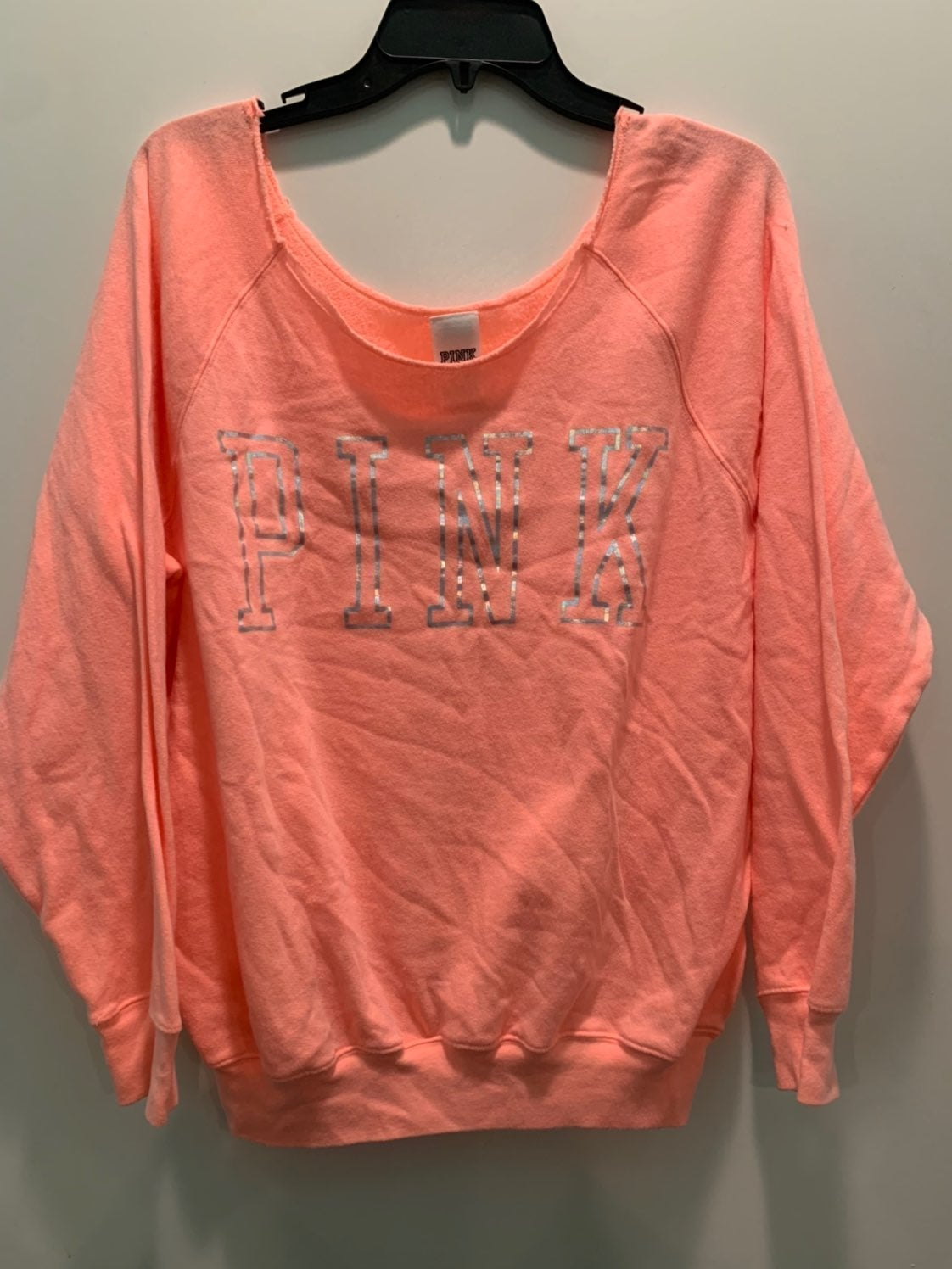 victoria secret PINK sweatshirt size Med