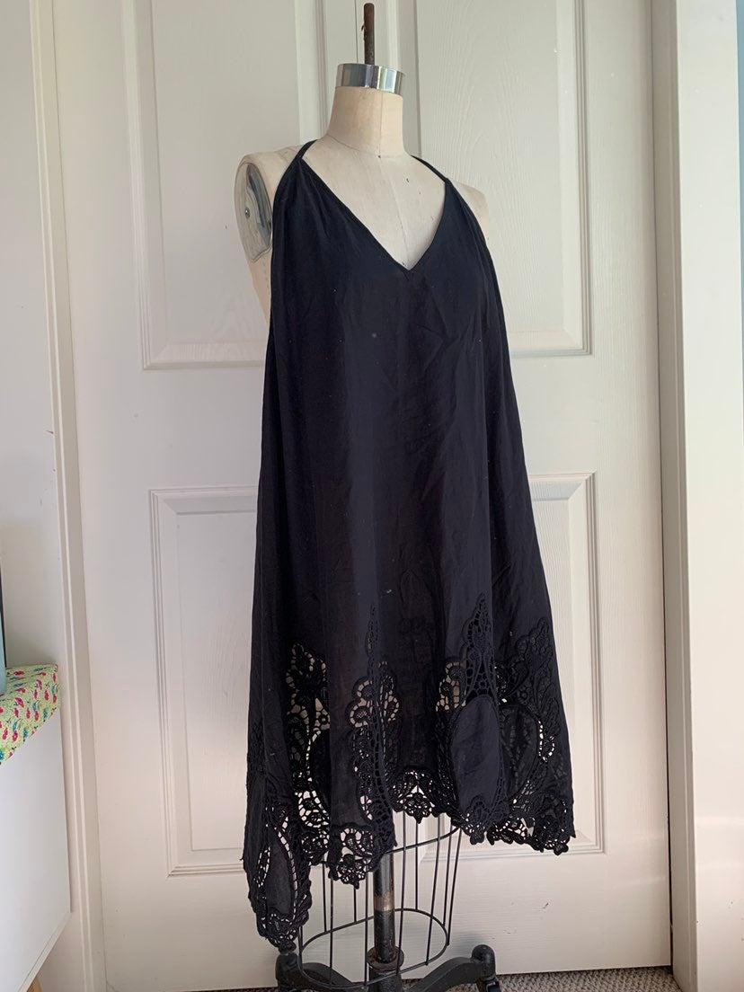 Free People dress nightgown
