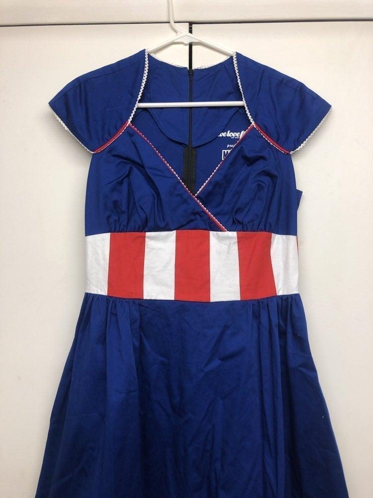Captain America Dress