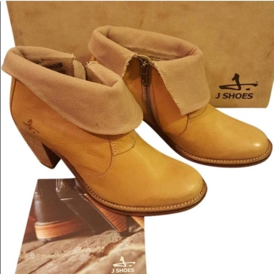 J Shoes Saloon Booties