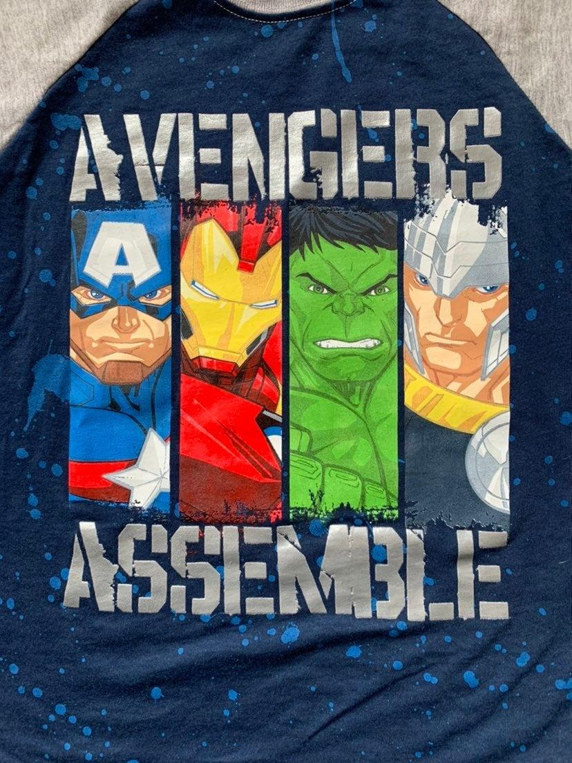 New Avengers T-shirt 5/6 yrs