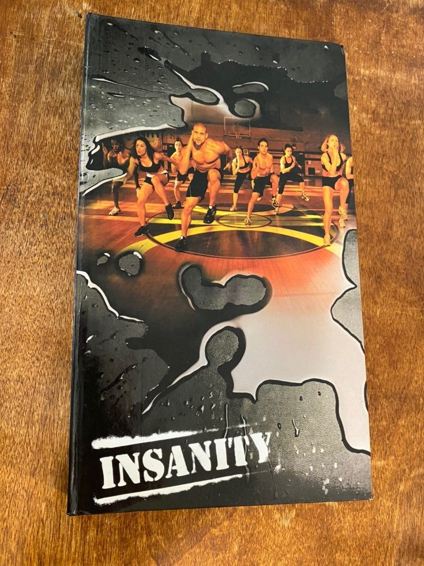 BeachBody Insanity Fitness Workout DVD S