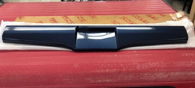Lund Roll Pan for Dodge Dakota