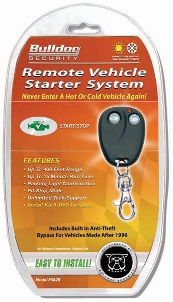 Remote Car/SUV Starter System...
