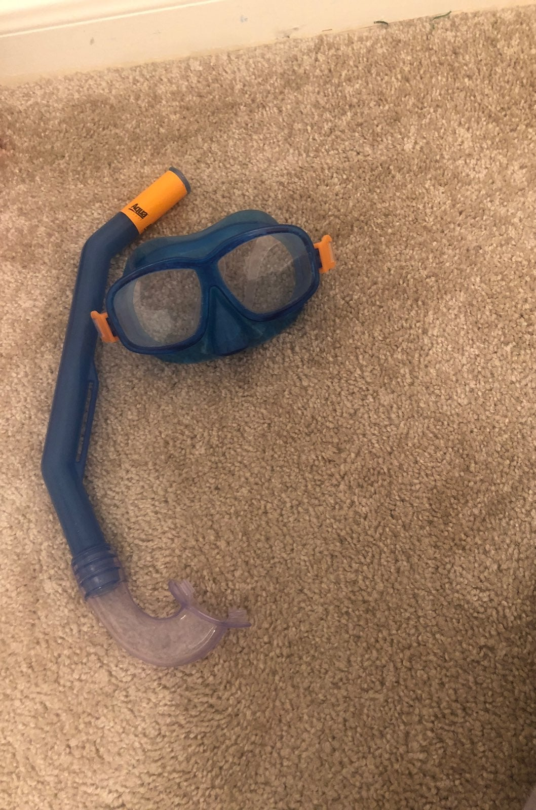 Diving gear for kids