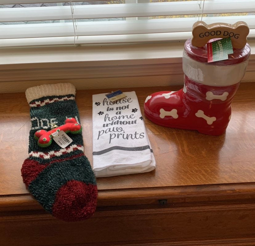 Pet lover's gifts