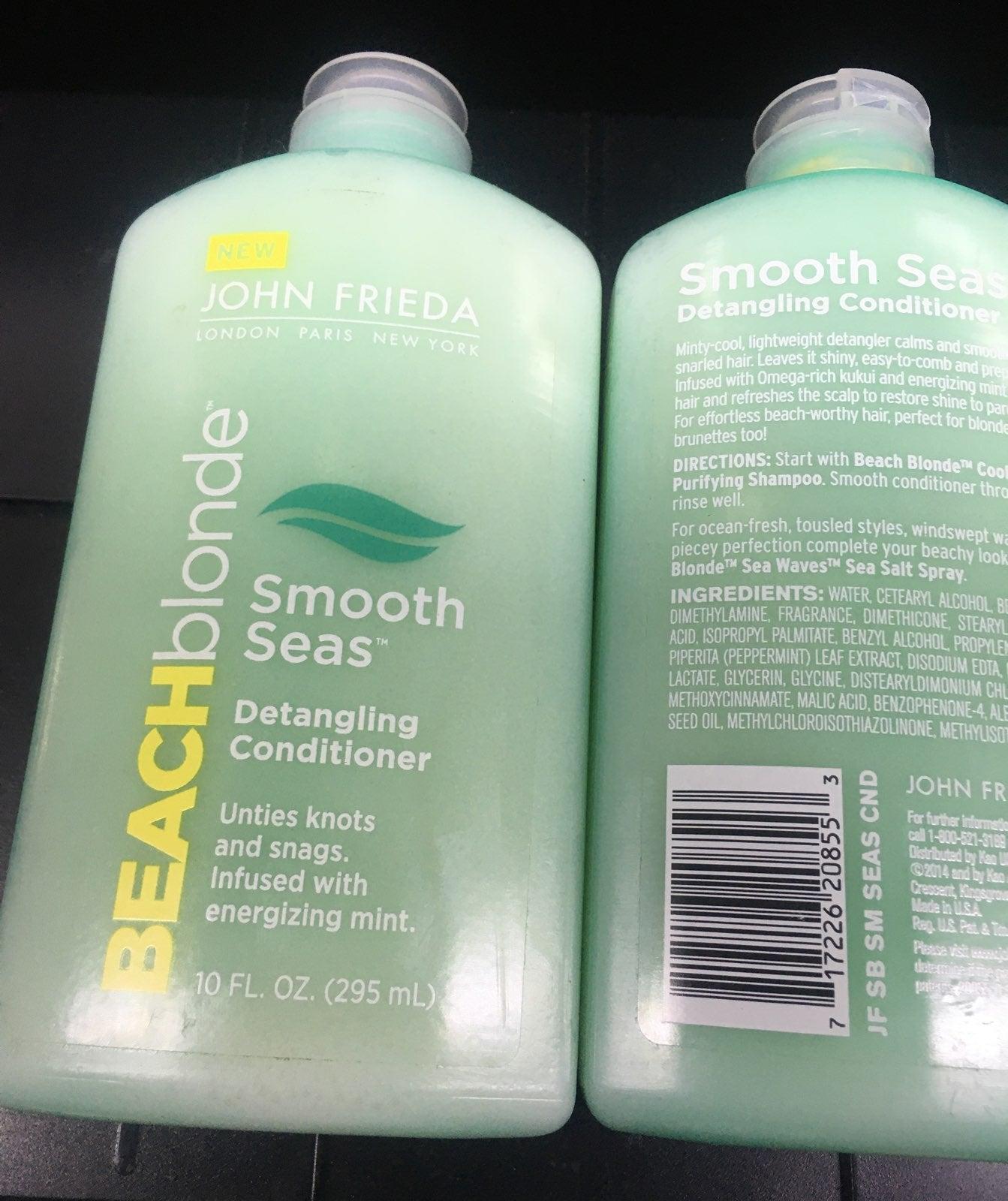 JOHN FRIEDA BEACH Blonde conditioner