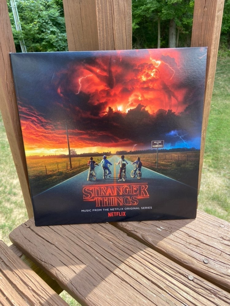 Stranger Things Record