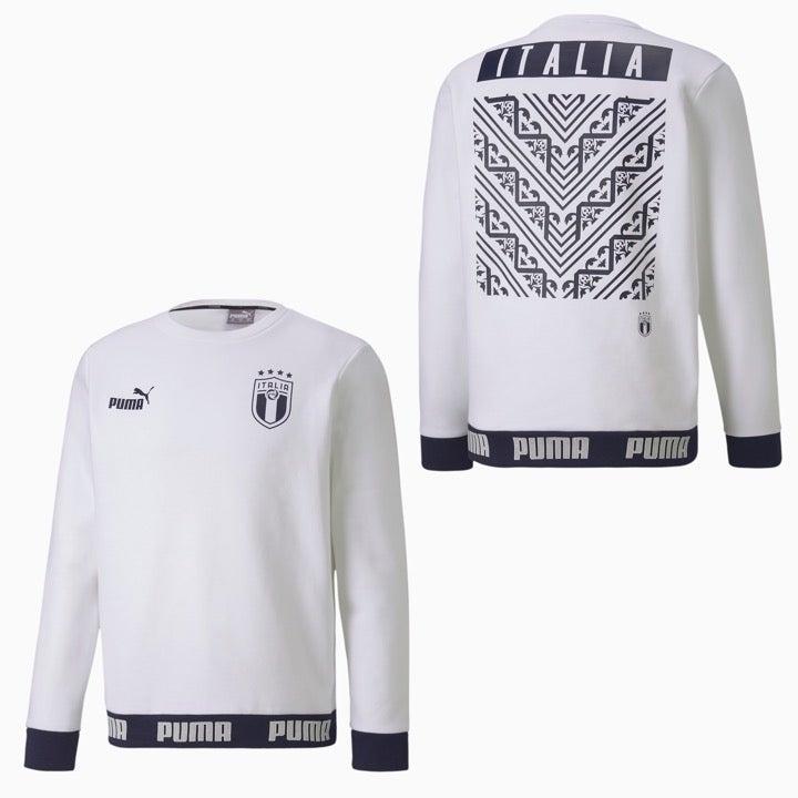 Puma Italia FIGC FtblCulture Sweatshirt