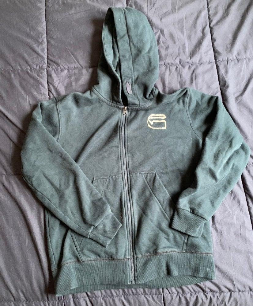G-Star Raw Green Jacket