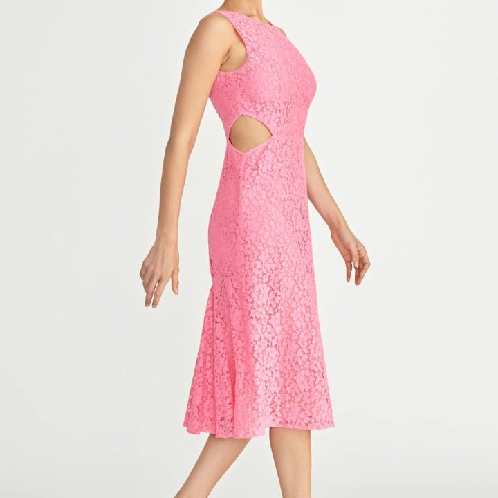 RACHEL Rachel Roy Elana lace midi dress