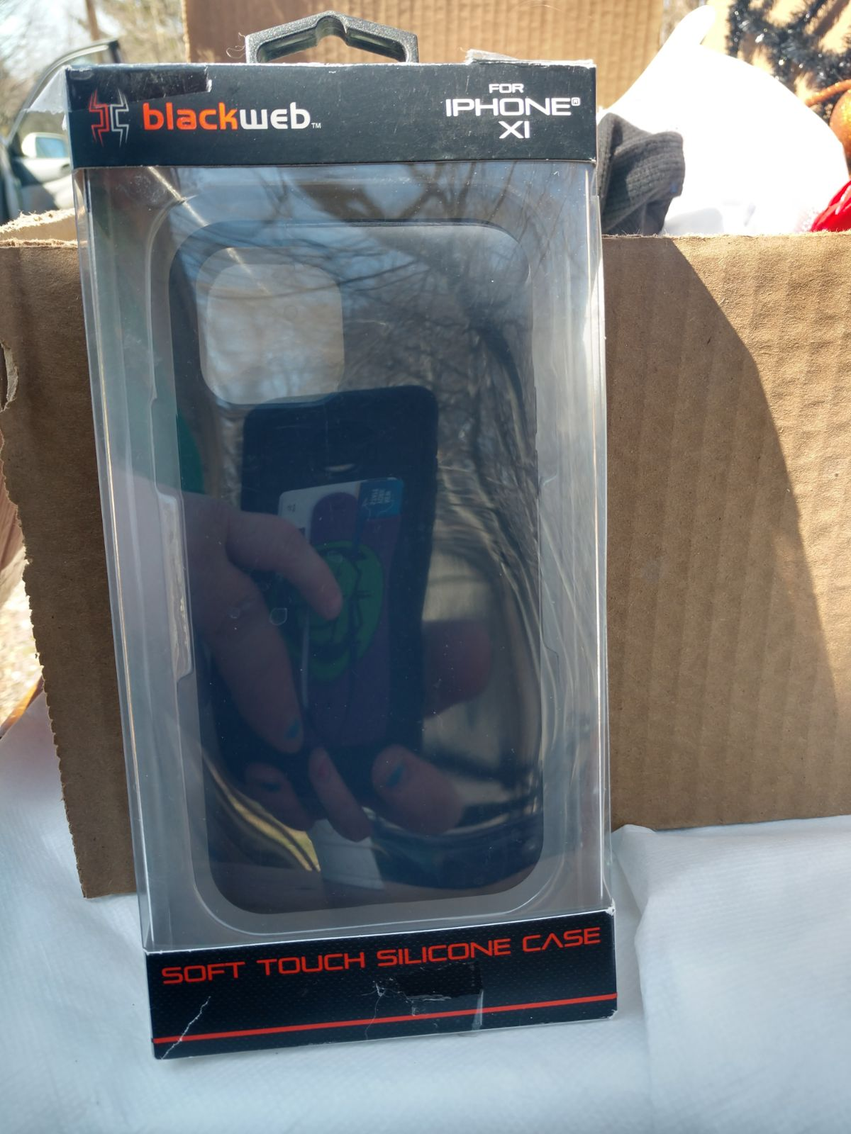 Iphone XI phone case