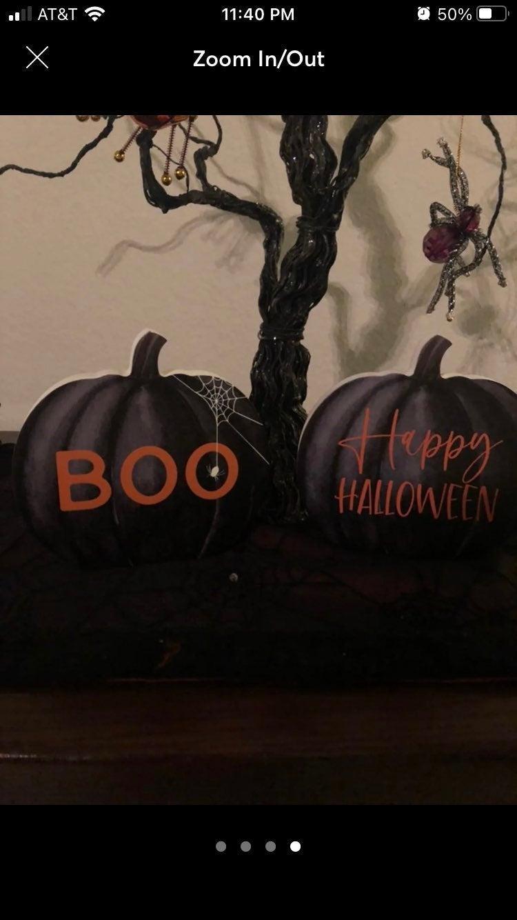 BNWT Halloween decor