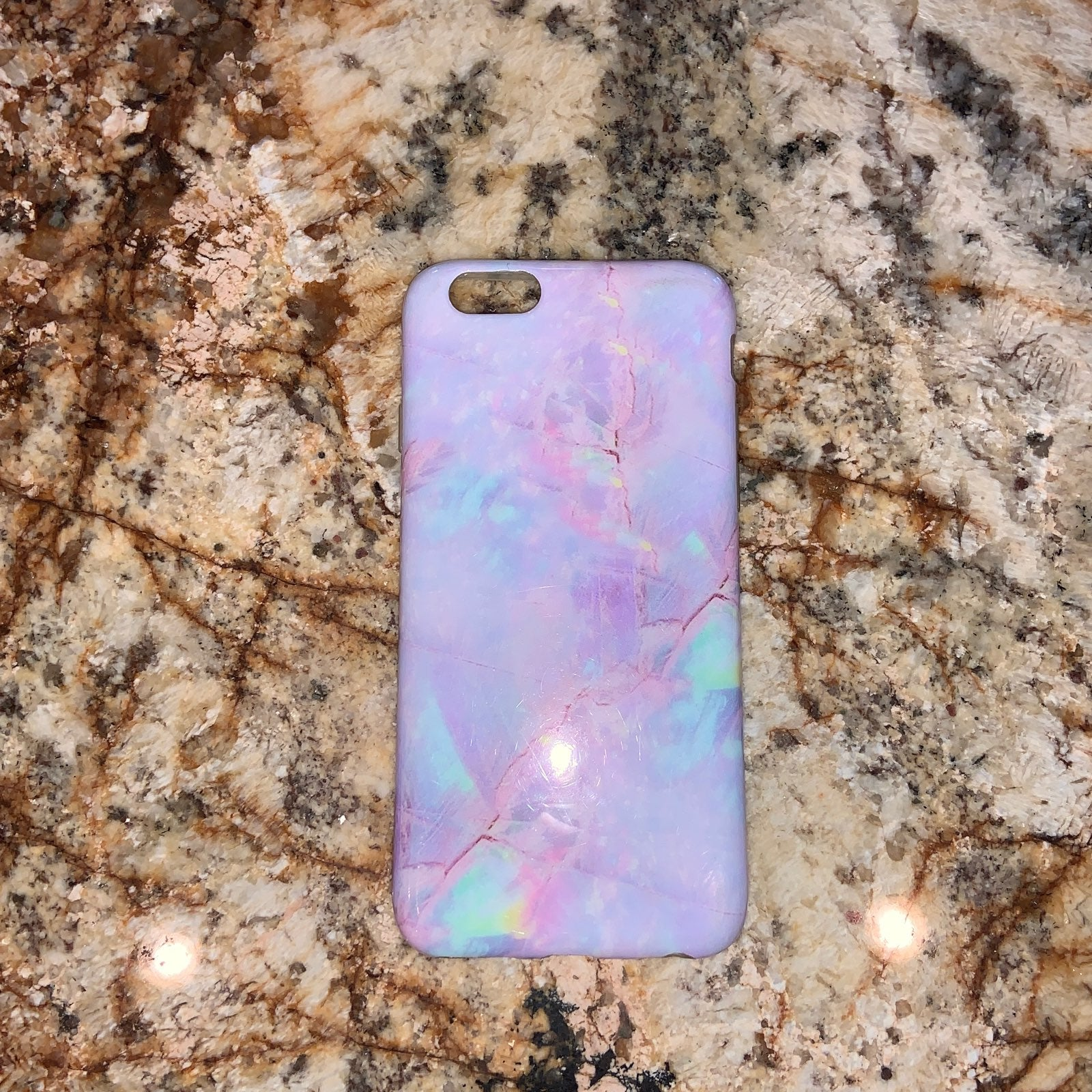 Velvet Caviar iphone 6s case