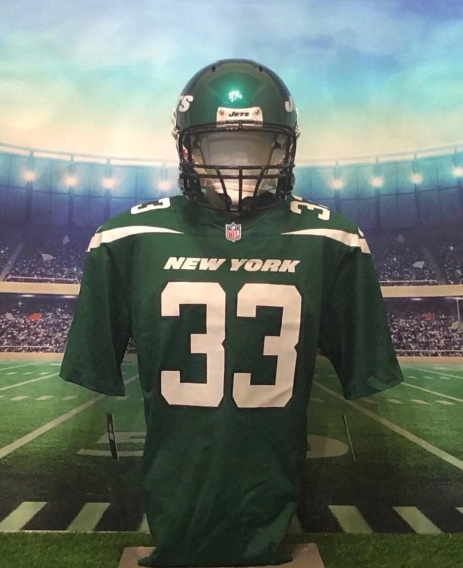 Jamal Adams New York Jets Nike Jersey